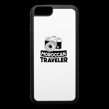 Moroccan Traveler - iPhone 6/6s Rubber Case