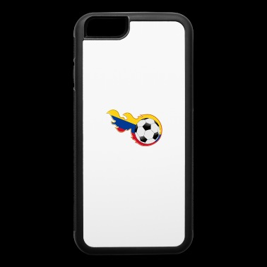 National Soccer Team World Flag Cup 2018 Shirts - iPhone 6/6s Rubber Case