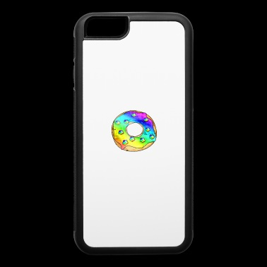 Donuts are just gay bagels T-Shirt for LGBTQ - iPhone 6/6s Rubber Case