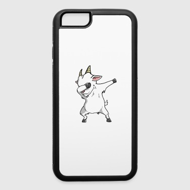 Funny Goat Dabbing - iPhone 6/6s Rubber Case
