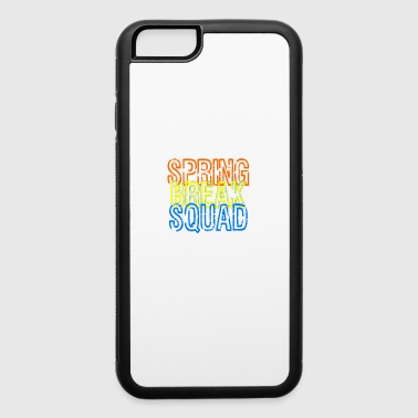Spring Break Squad party crew Miam Florida 2018 - iPhone 6/6s Rubber Case