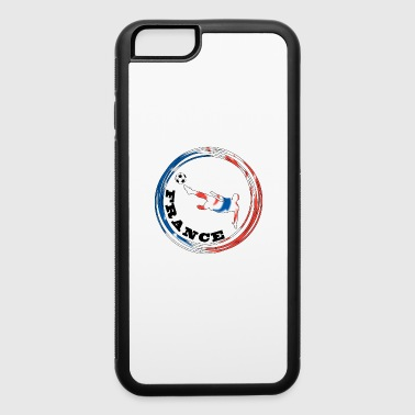 Soccer France Sports - iPhone 6/6s Rubber Case