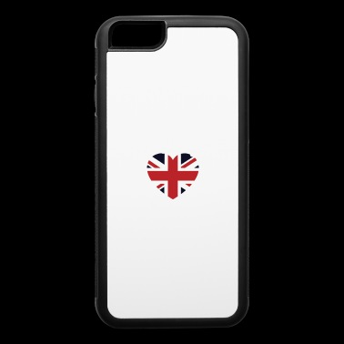 London Stole My Heart United Kingdom National Flag - iPhone 6/6s Rubber Case