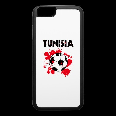 Tunisia Soccer Shirt Fan Football Gift Funny Cool - iPhone 6/6s Rubber Case