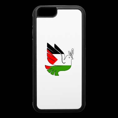 free palestine - iPhone 6/6s Rubber Case