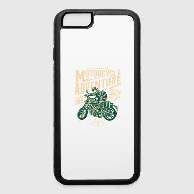 Motorcycle Adventure2 - iPhone 6/6s Rubber Case