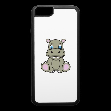 Hippo - iPhone 6/6s Rubber Case