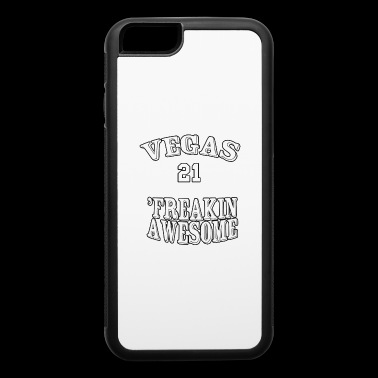 Vegas Hockey - Freaking Awesome - iPhone 6/6s Rubber Case