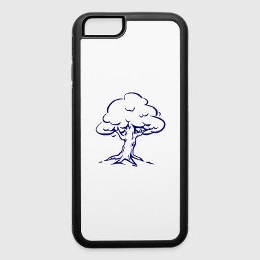tree - iPhone 6/6s Rubber Case