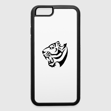Blue Tiger - iPhone 6/6s Rubber Case