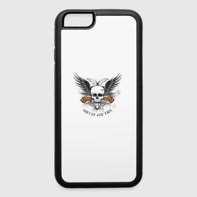 SHUT UP AND RIDE - iPhone 6/6s Rubber Case