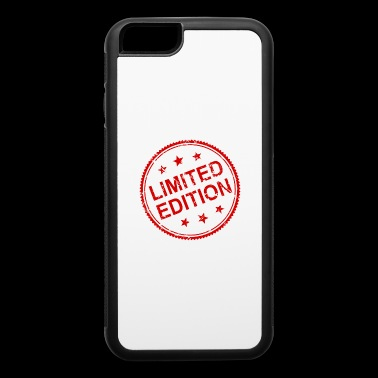 limited edition stamp 3 1024x1024 - iPhone 6/6s Rubber Case