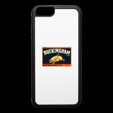 BUCKINGHAM - iPhone 6/6s Rubber Case