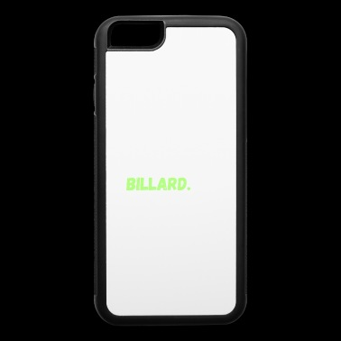 Eat. Sleep. Billard. Repeat. Tee Shirts Gifts - iPhone 6/6s Rubber Case