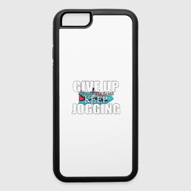 jogging - iPhone 6/6s Rubber Case