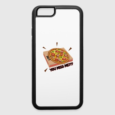 youmisstoeatmypizza - iPhone 6/6s Rubber Case