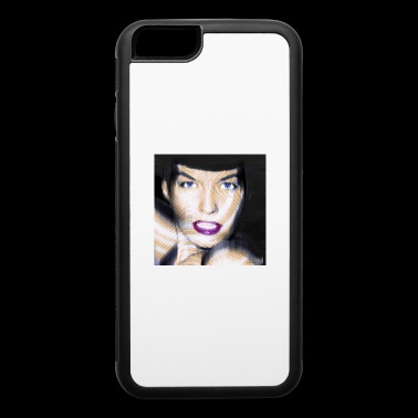 Bettie Page - iPhone 6/6s Rubber Case