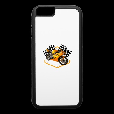 Hot Rod Racing Car / Gift Idea - iPhone 6/6s Rubber Case