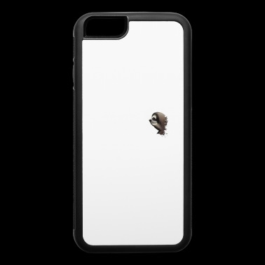 Wisdom of Science Fiction Space Sloth Master Gift - iPhone 6/6s Rubber Case