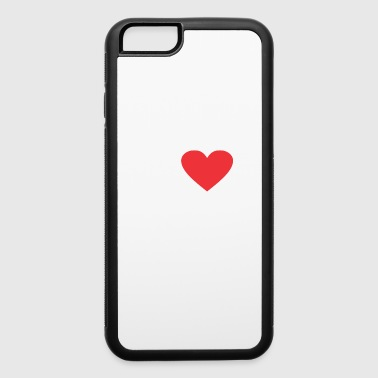 I love Kosova Girls - iPhone 6/6s Rubber Case