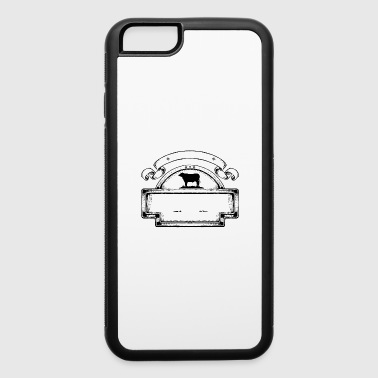 GRILL SHIRT LABEL - iPhone 6/6s Rubber Case