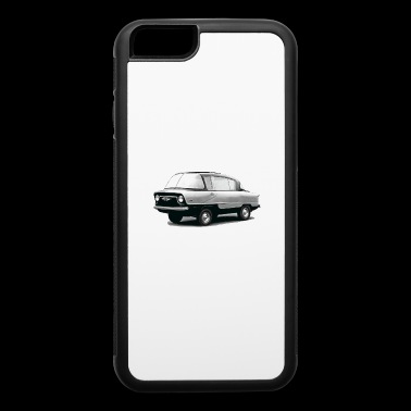 Vintage Soviet Muscle Car - iPhone 6/6s Rubber Case