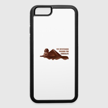 The Mysterious Passion For Chocolate - iPhone 6/6s Rubber Case