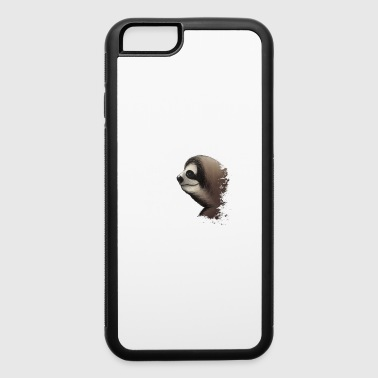 take your time sloth chilled relaxed lazy gift - iPhone 6/6s Rubber Case