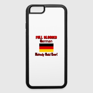 German flag designs - iPhone 6/6s Rubber Case