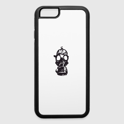 gas-mask - iPhone 6/6s Rubber Case