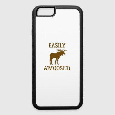 Easily Amoosed - iPhone 6/6s Rubber Case