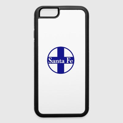 santa fe logo - iPhone 6/6s Rubber Case
