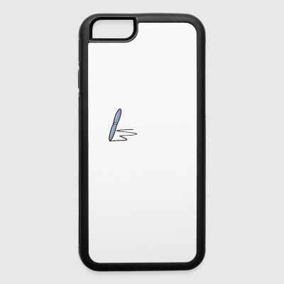 write novelist - iPhone 6/6s Rubber Case