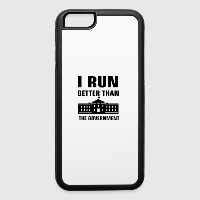 Run better than the Government - iPhone 6/6s Rubber Case