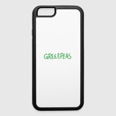 Green Peas - iPhone 6/6s Rubber Case