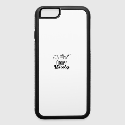 Wise choice - iPhone 6/6s Rubber Case