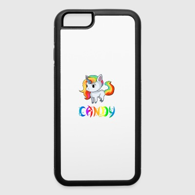 Candy Unicorn - iPhone 6/6s Rubber Case
