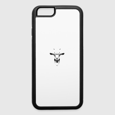 YOU CAN'T BUY HAPPINESS BUT YOU CAN BUY GOAT - iPhone 6/6s Rubber Case