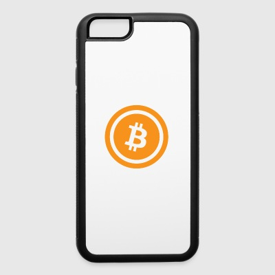 Bitcoin - iPhone 6/6s Rubber Case