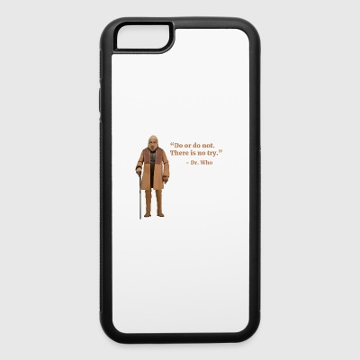 DR ZAIUS YODA DR WHO - iPhone 6/6s Rubber Case