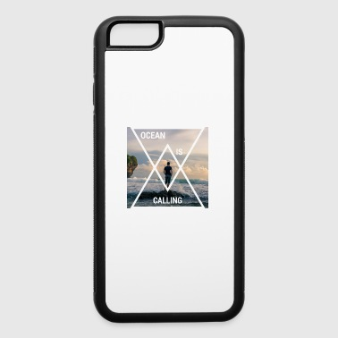 OCEAN IS CALLING - iPhone 6/6s Rubber Case