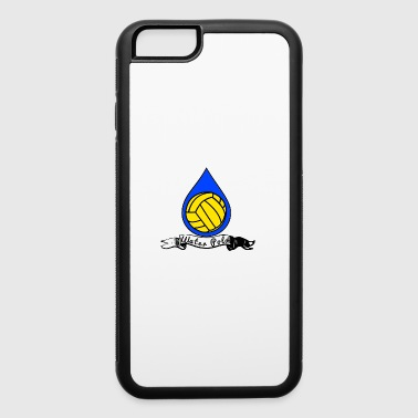 Cool T-Shirt for Water Polo Player - iPhone 6/6s Rubber Case
