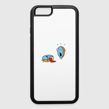 Donut attack - iPhone 6/6s Rubber Case