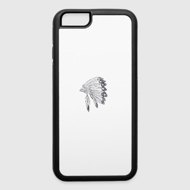 Tribal Shirt Tattoo - iPhone 6/6s Rubber Case