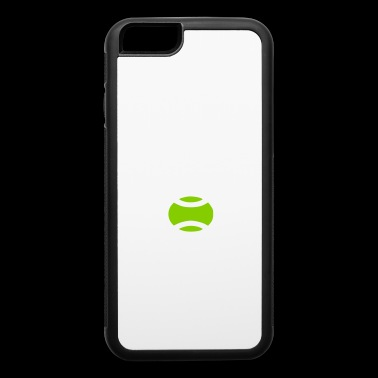 a day without tennis - iPhone 6/6s Rubber Case