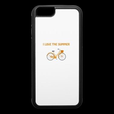 summer - iPhone 6/6s Rubber Case