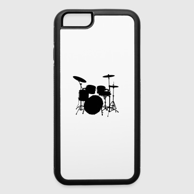 Drumkit - iPhone 6/6s Rubber Case