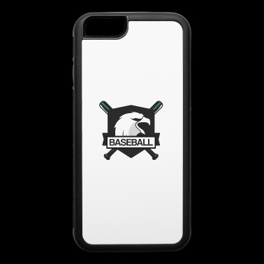 Baseball Two - iPhone 6/6s Rubber Case