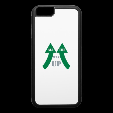 All the way up - iPhone 6/6s Rubber Case