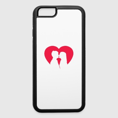 New valentines day t shirt designs 2018 - iPhone 6/6s Rubber Case